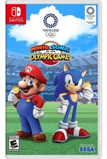 Mario & Sonic at the Olympic Games Tokyo 2020 - SWITCH NEW
