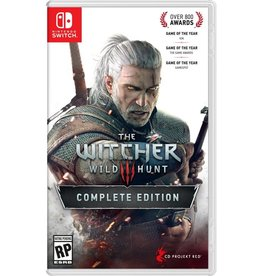 The Witcher 3: Wild Hunt Complete Edition - SWITCH NEW
