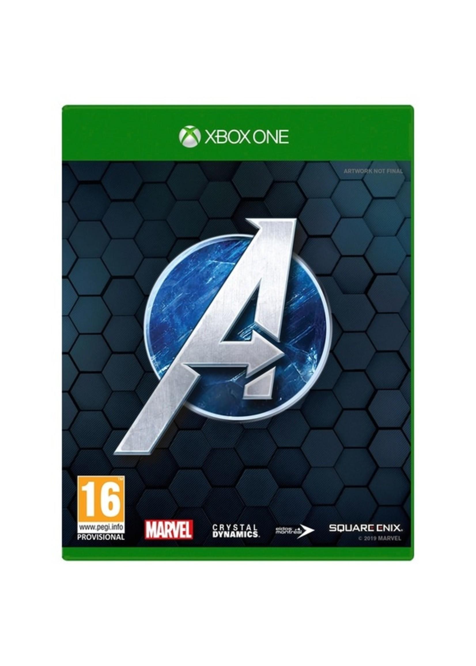 Marvel's Avengers - XBOne NEW