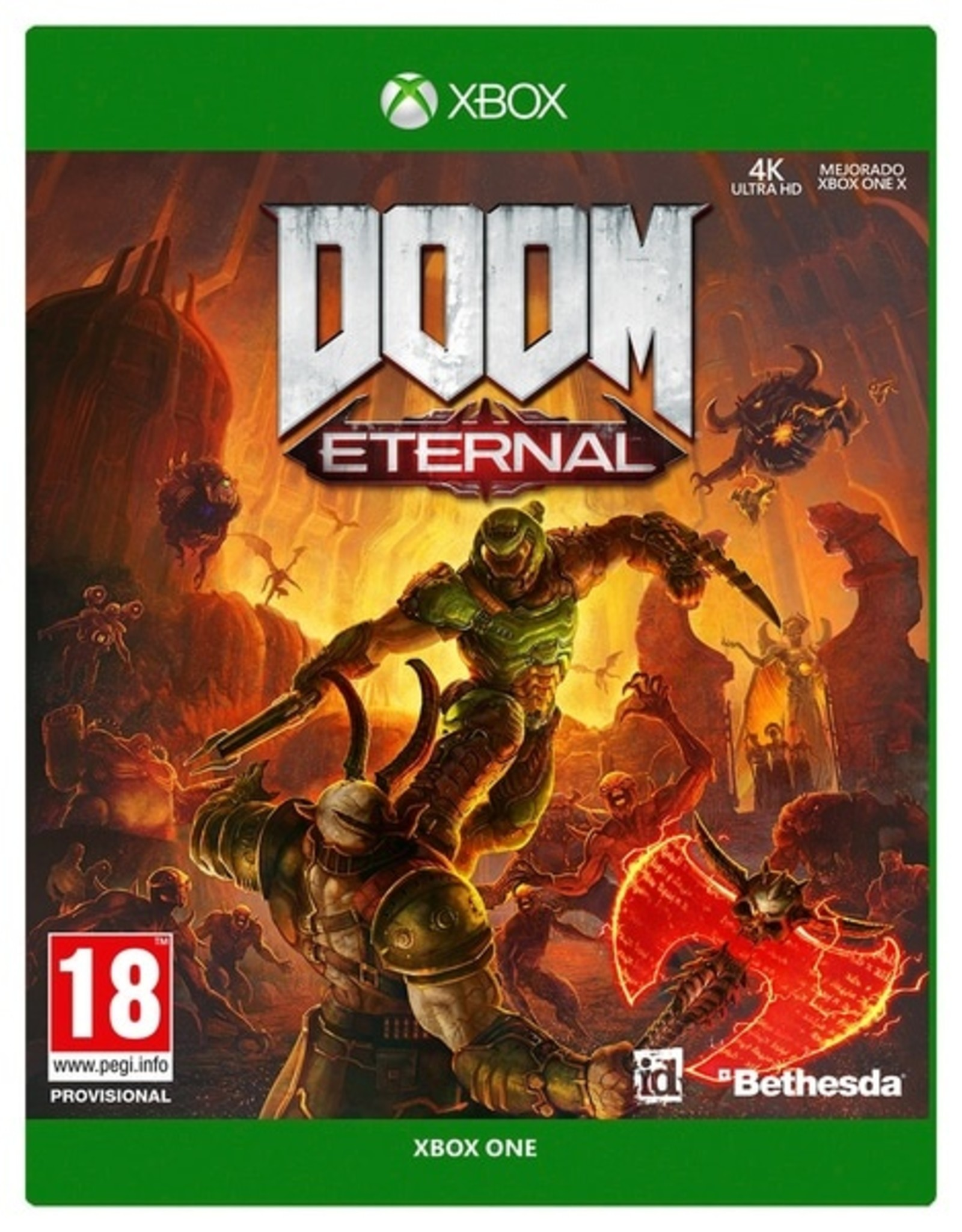 Doom Eternal - XBOne NEW