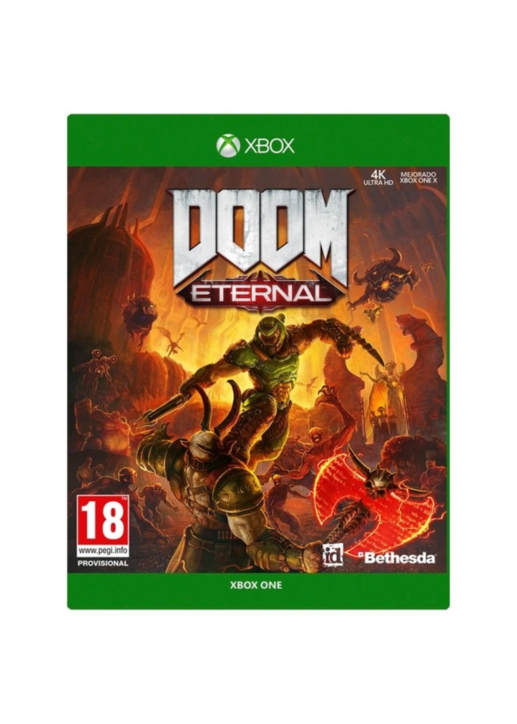 Doom Eternal - XBOne NEW