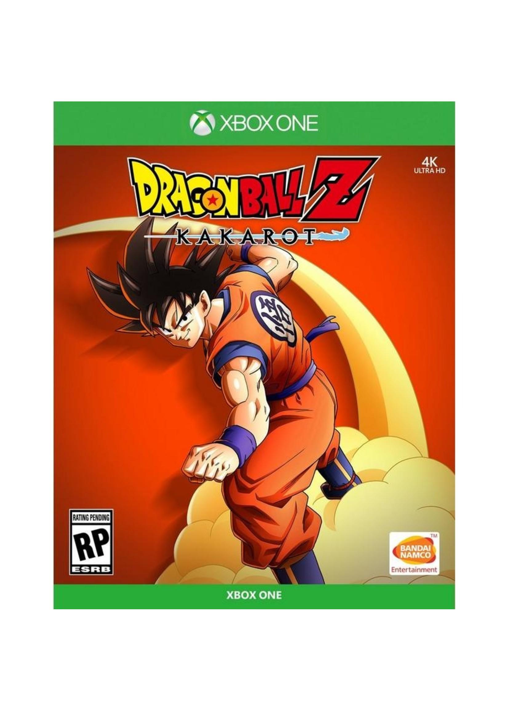 Dragon Ball Z: Kakarot - XBOne NEW