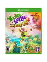 Yooka-Laylee and the Impossible Lair - XBOne NEW
