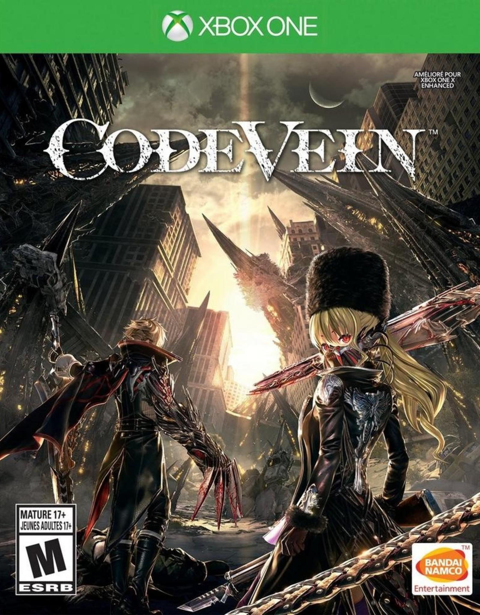 Code Vein - XBOne NEW