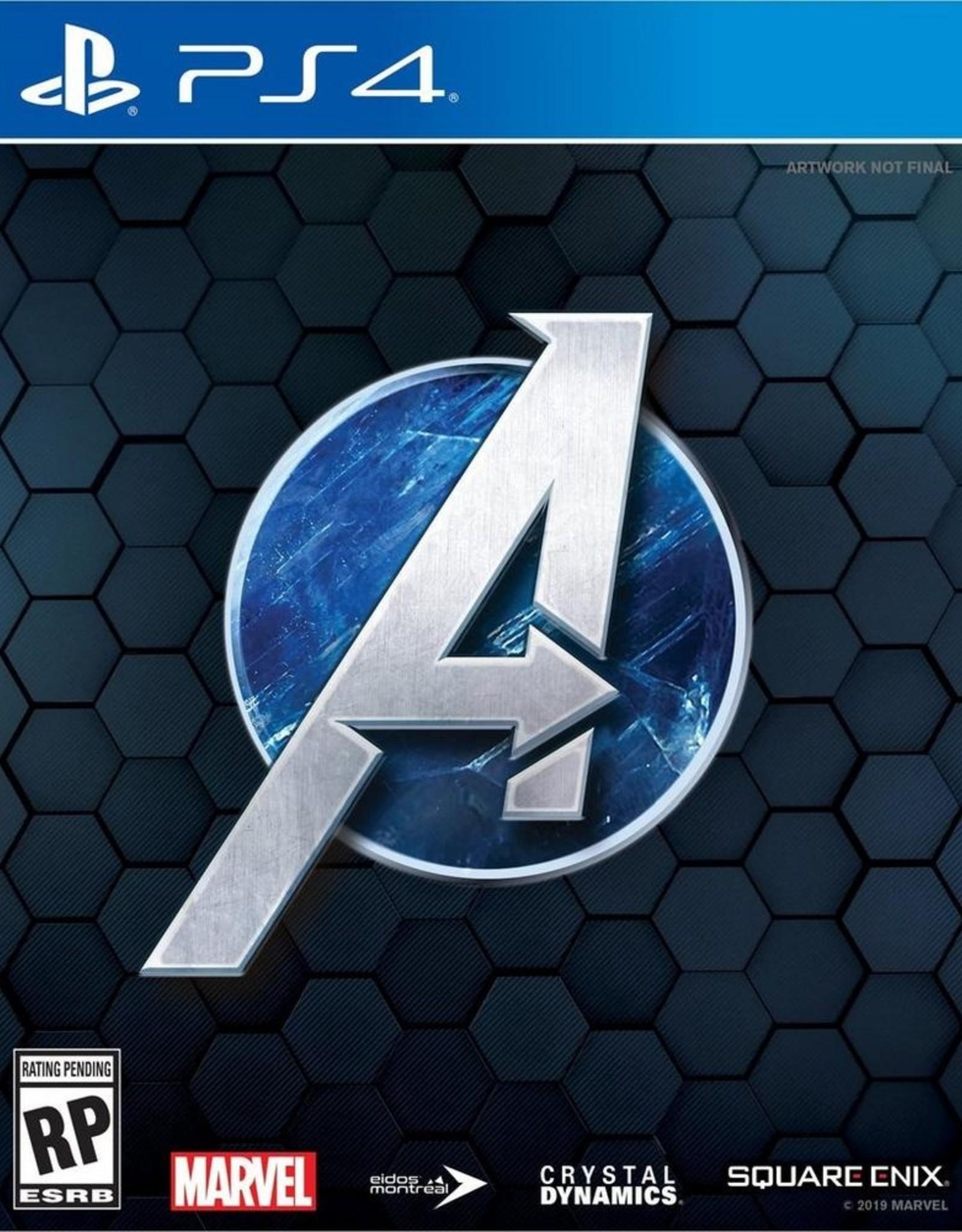 Marvel's Avengers - PS4 NEW