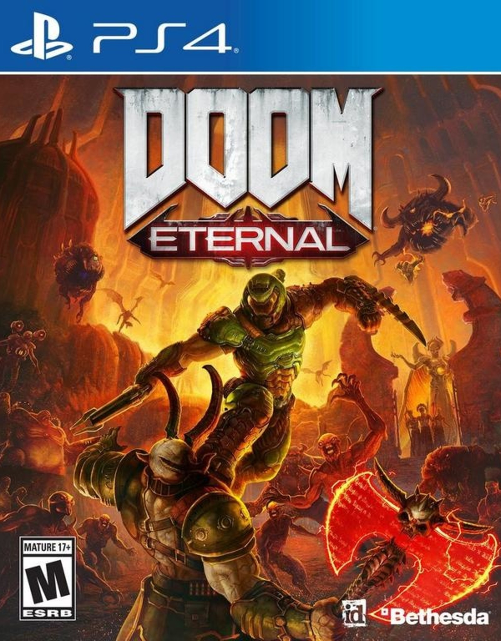 Doom Eternal - PS4 NEW