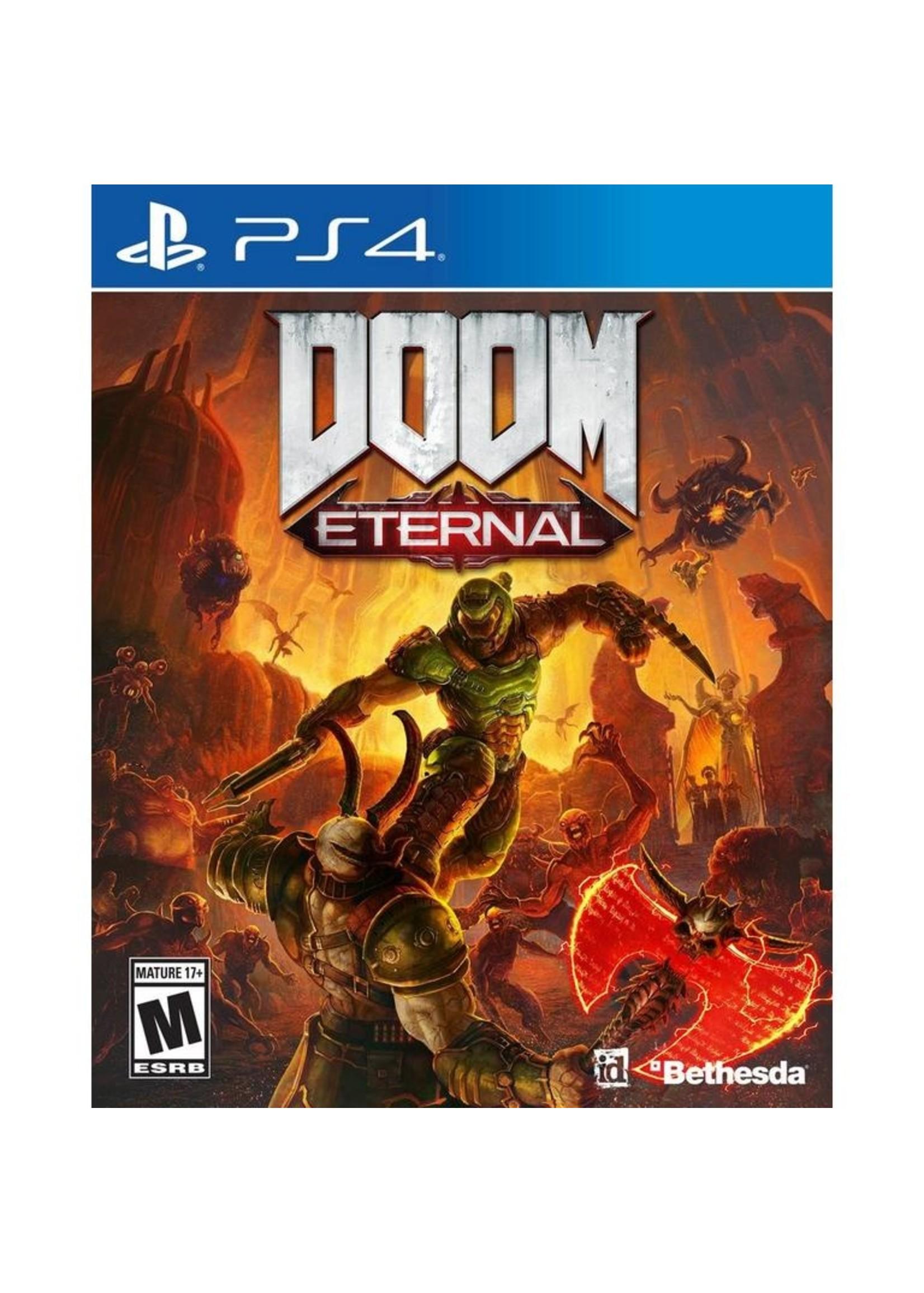 Doom Eternal - PS4 NEW