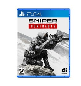 Sniper: Ghost Warrior Contracts - PS4 NEW