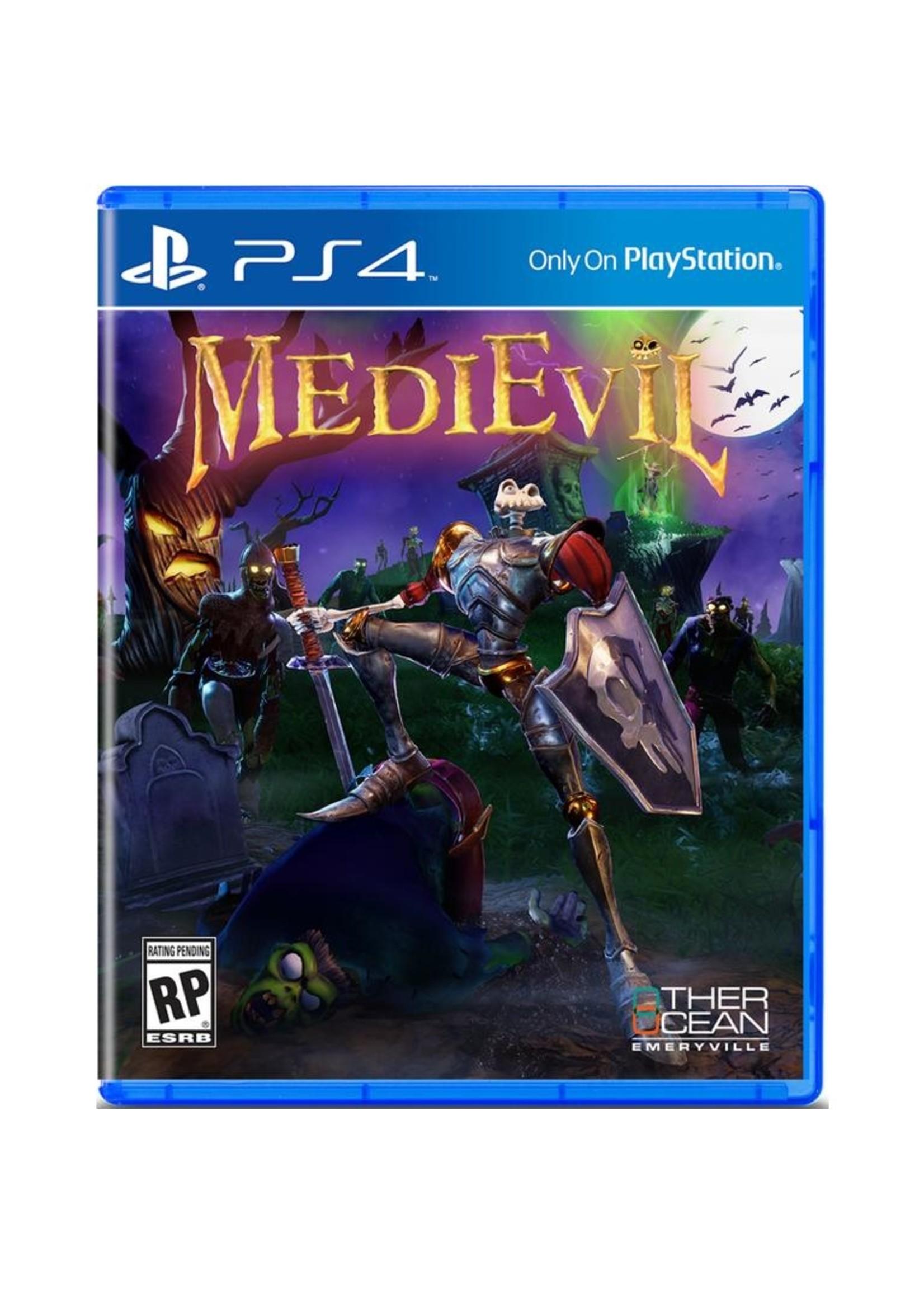 MediEvil - PS4 NEW