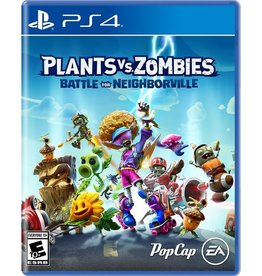 Plants vs Zombies: Battle for Neighborville - PS4 NEW