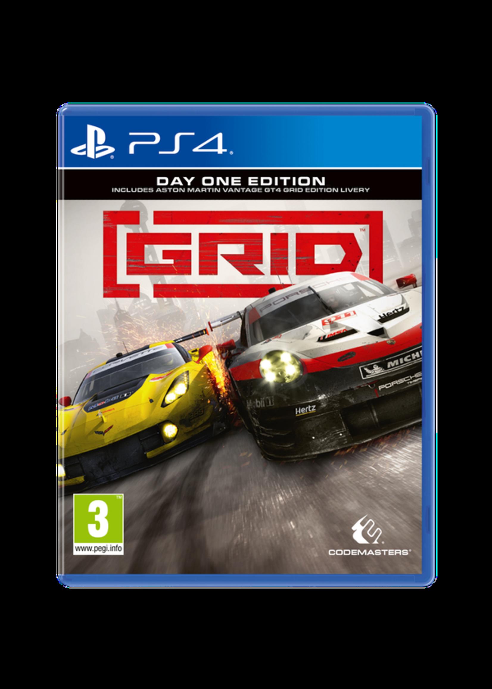 GRID (2019) - PS4 NEW