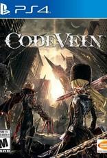 Code Vein - PS4 NEW