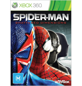 Spider-Man SHATTERED DIMENSIONS - XB360 PrePlayed