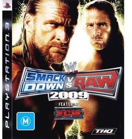 WWE SmackDown vs Raw 2009 - PS3 PrePlayed