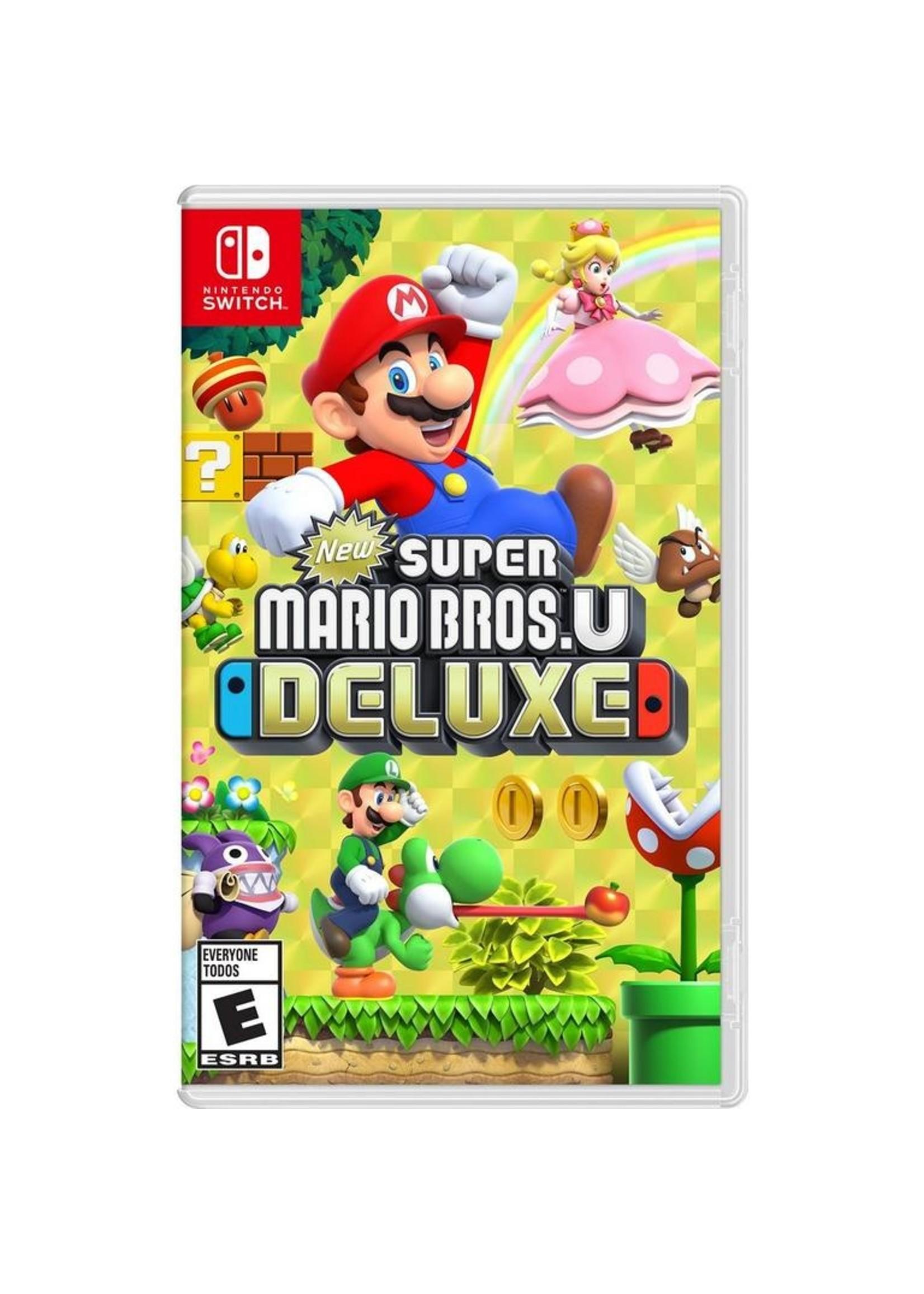NEW Super Mario Bros. U DELUXE - SWITCH PrePlayed