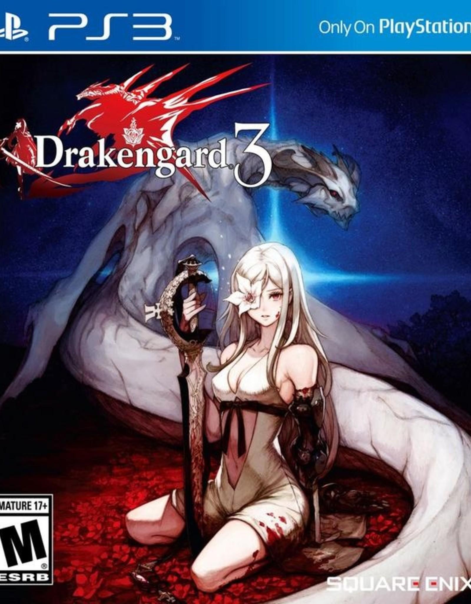 Drakengard 3 - PS3 PrePlayed