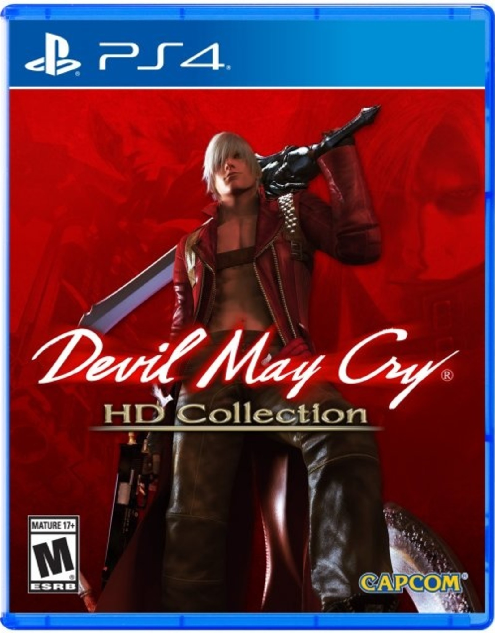 Devil May Cry  HD Collection- PS4 PrePlayed