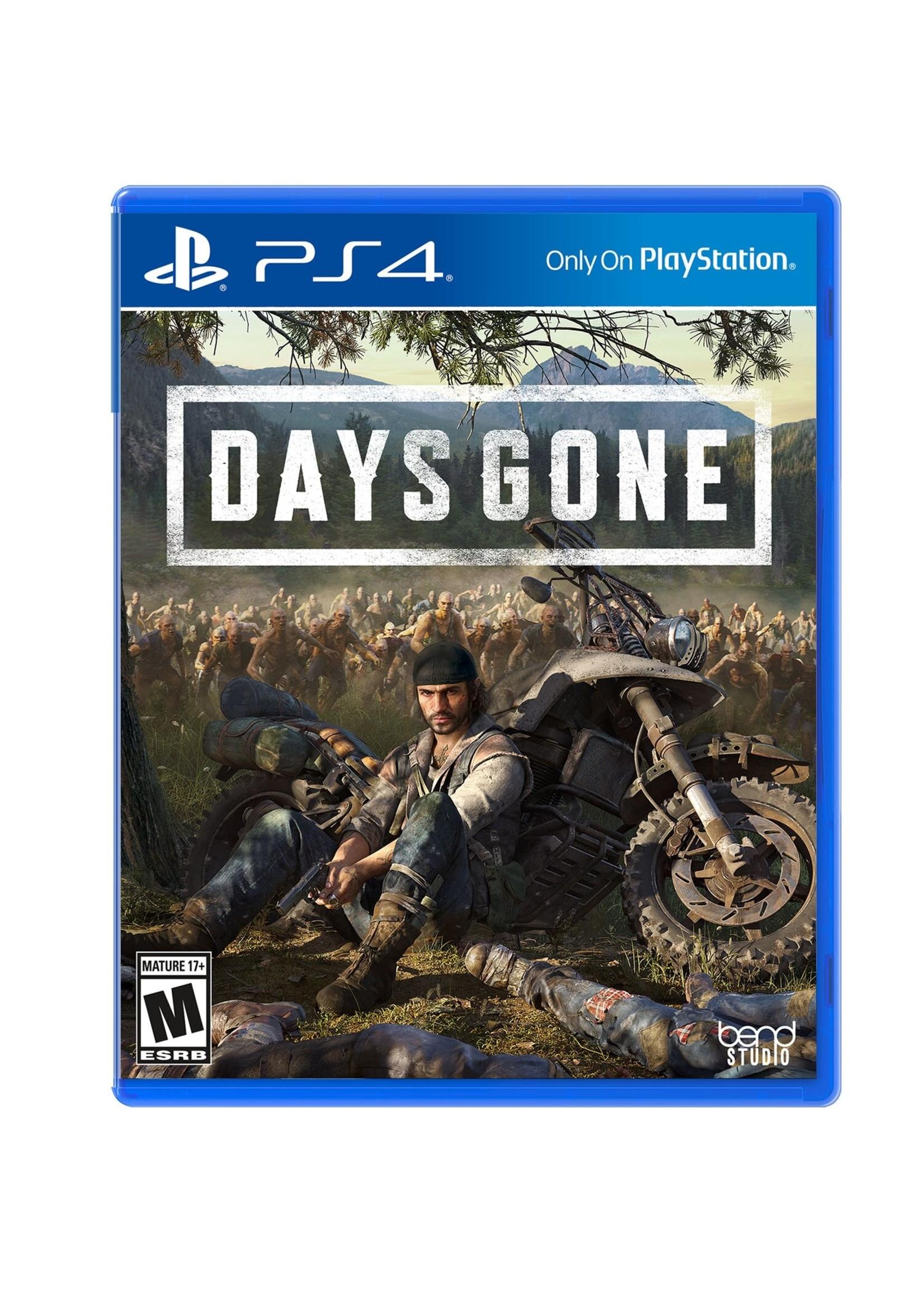 Days Gone - PS4 PrePlayed