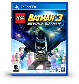 LEGO Batman 3 - PSV PrePlayed