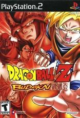 DragonBall Z BUDOKAI - PS2 NEW