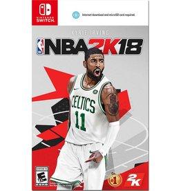 NBA 2K18 - SWITCH PrePlayed
