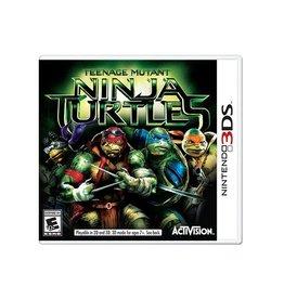 Teenage Mutant Ninja Turtles - 3DS PrePlayed