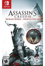 Assassin's Creed 3 Remastered - SWITCH NEW