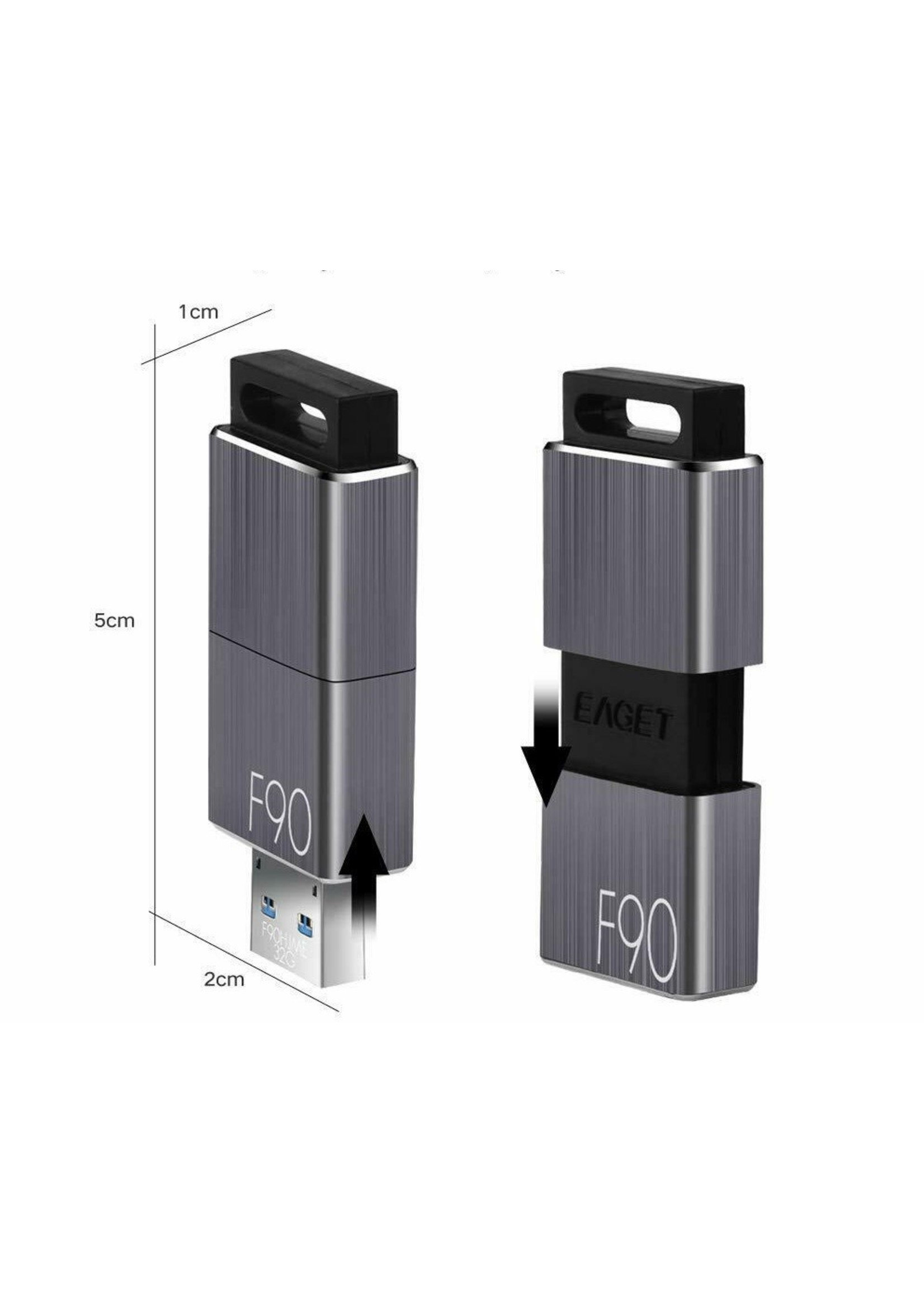 Memory-128 GB Flash Drive USB 3.0 / 3.1