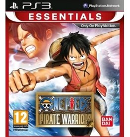 One Piece: Pirate Warriors - PS3 PrePlayed