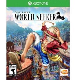 One Piece World Seeker - XBOne PrePlayed