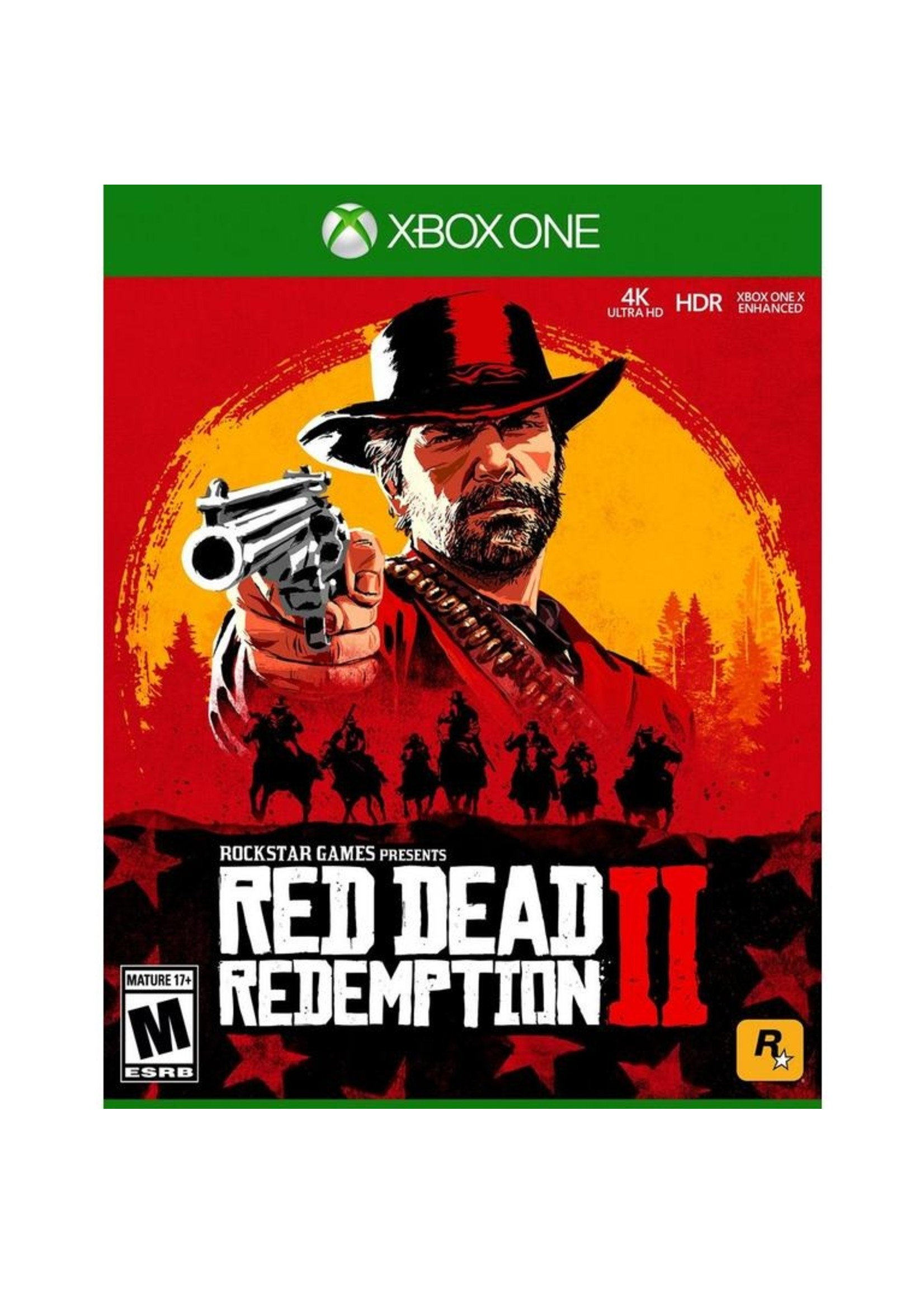 Red Dead Redemption 2 - XBOne PrePlayed
