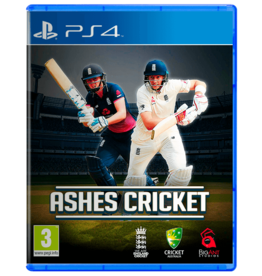 Ashes Cricket - PS4 PrePlayed