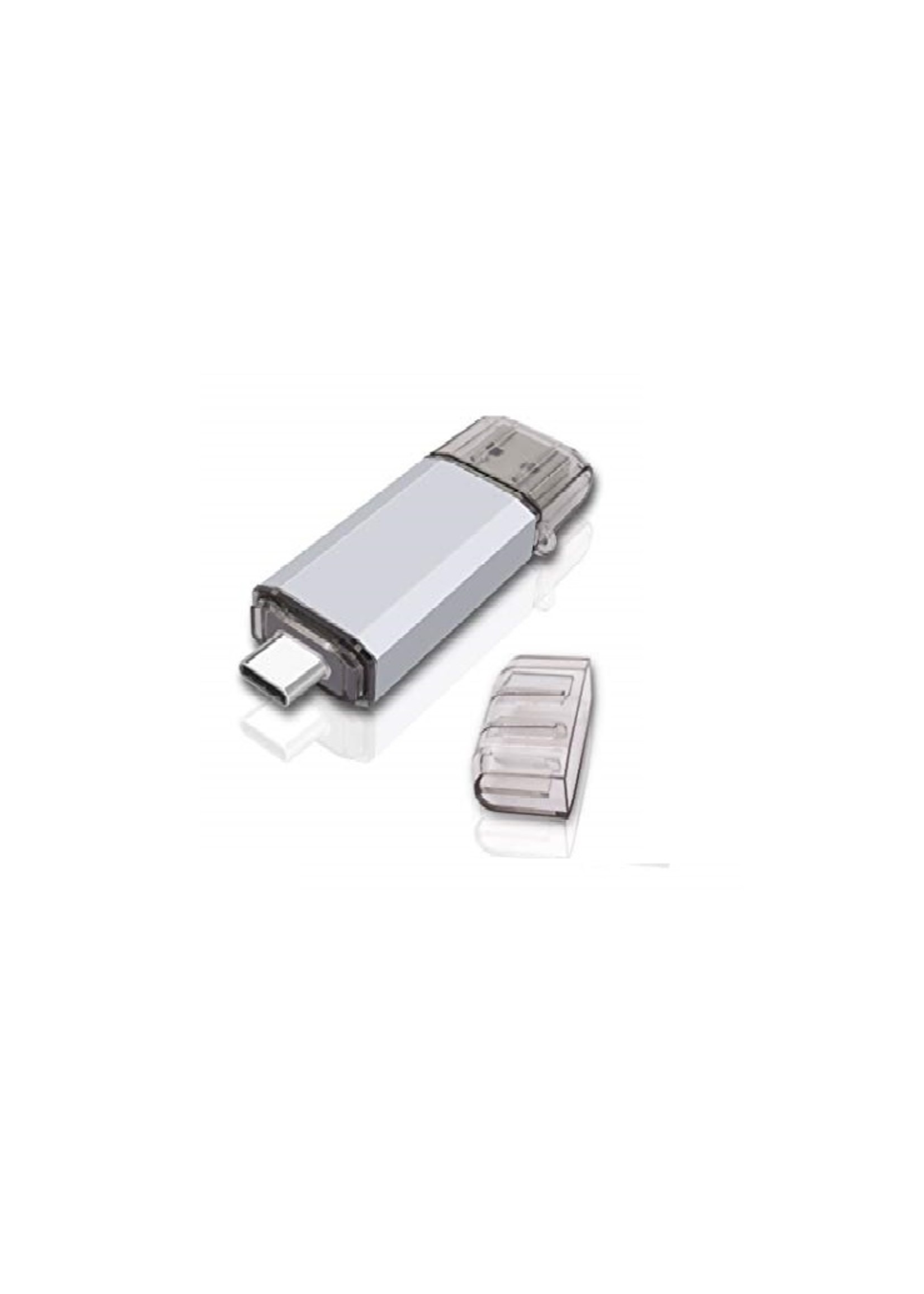 32GB USB / Type C Dual Flash Drive Memory