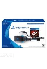 Sony PlayStation VR Headset Bundle w/ GT Sport