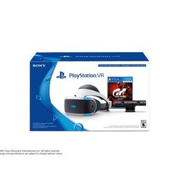 Sony PlayStation VR Headset GT Bundle