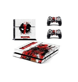 PS4 Console Skin Cover Case