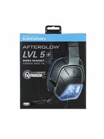 PDP PS4 Afterglow LVL5 Headset
