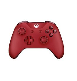 Microsoft XBOne S Wireless Controller Red