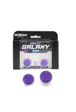 KontrolFreek PS4 FPS Galaxy 1 High Rise 1 Mid Rise Thumb Grip Analog Cover