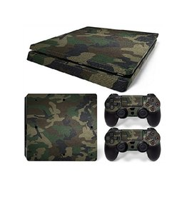PS4 Slim Console Skin Premium Case
