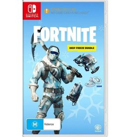 Fortnite Deep Freeze Bundle - SWITCH NEW