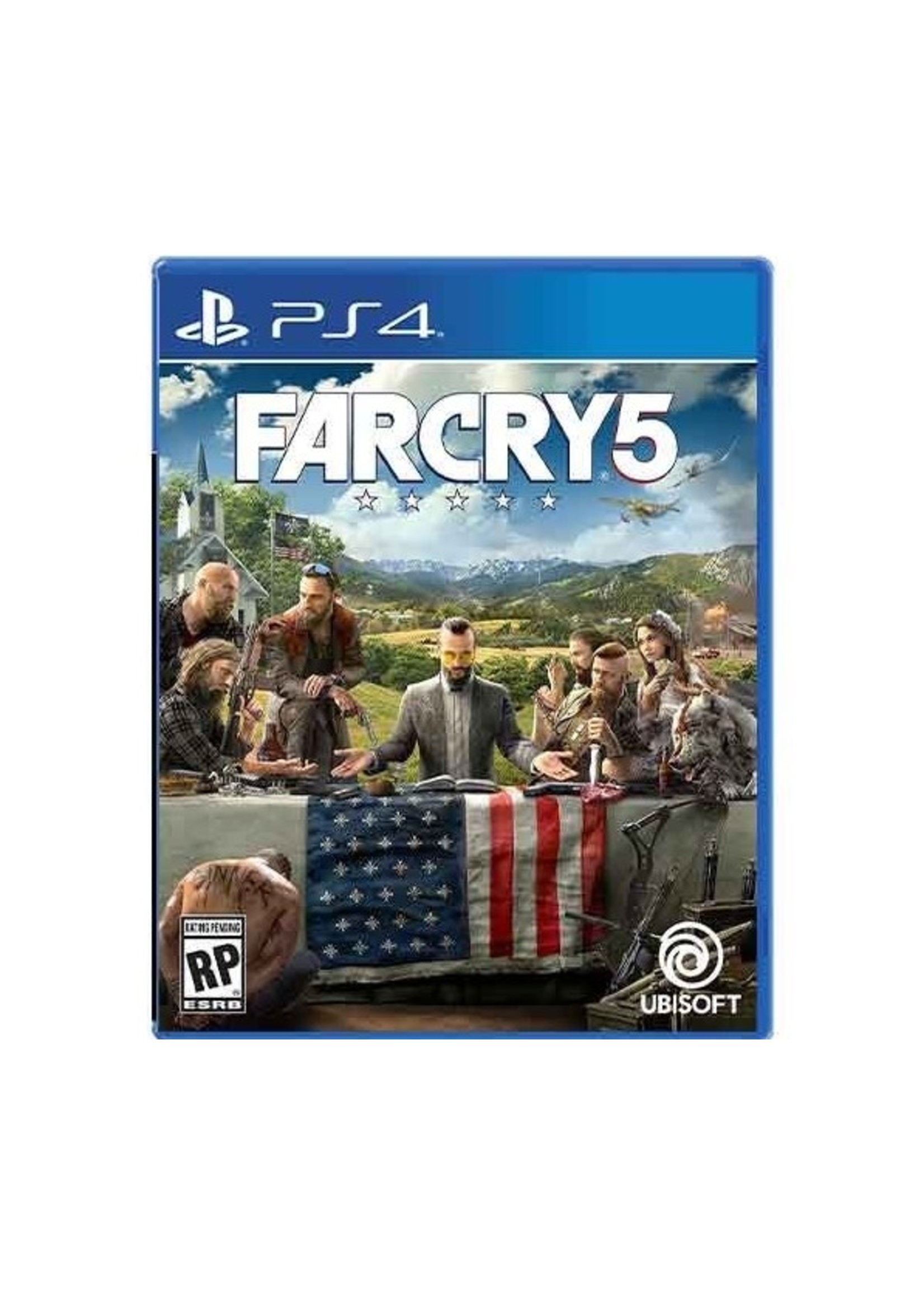 Far Cry 5 - PS4 NEW