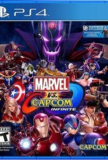 Marvel Vs. Capcom: Infinite - PS4 NEW