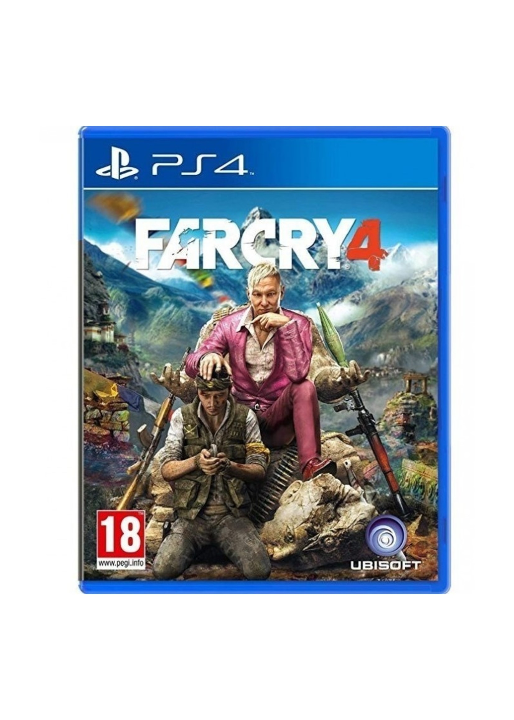 Far Cry 4 - PS4 NEW