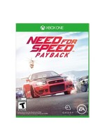 Need for Speed: Payback - XBOne NEW