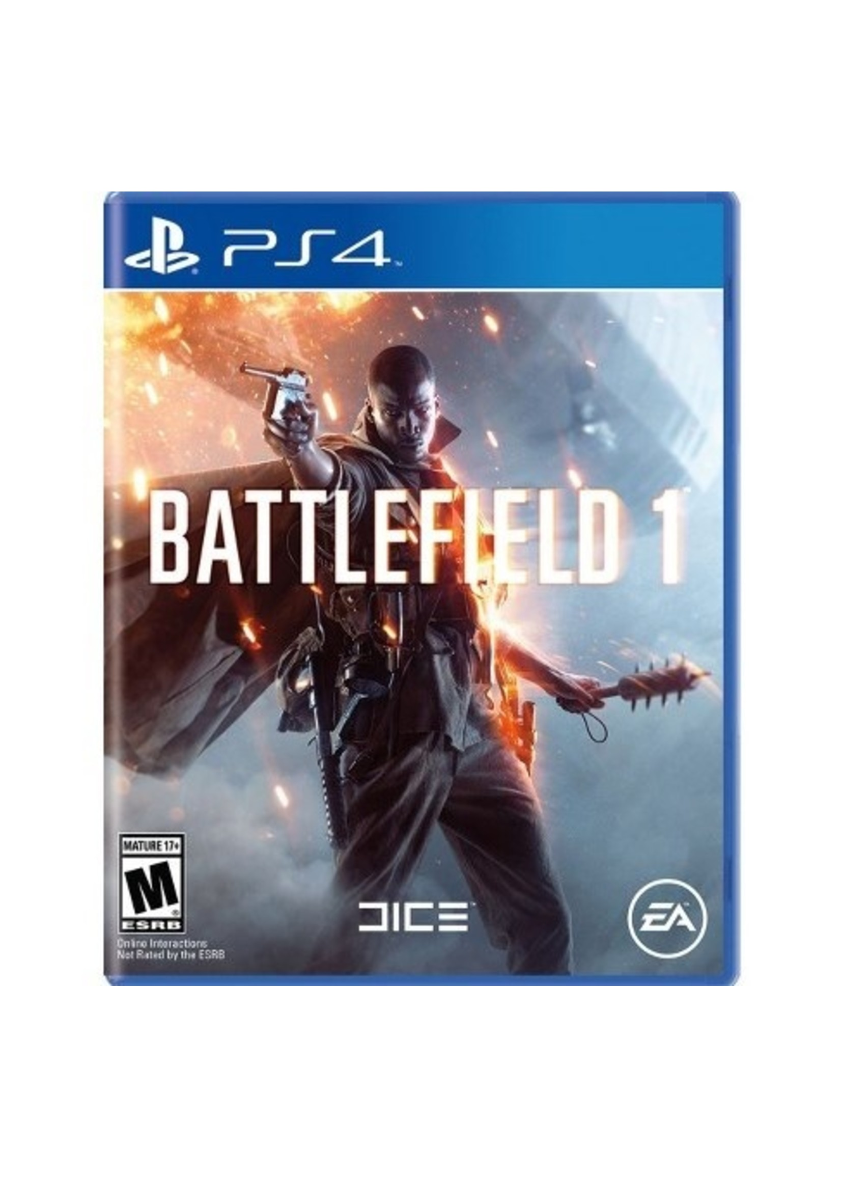 Battlefield 1 - PS4 NEW