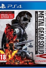 Metal Gear Solid 5: The Definitive Experience - PS4 NEW