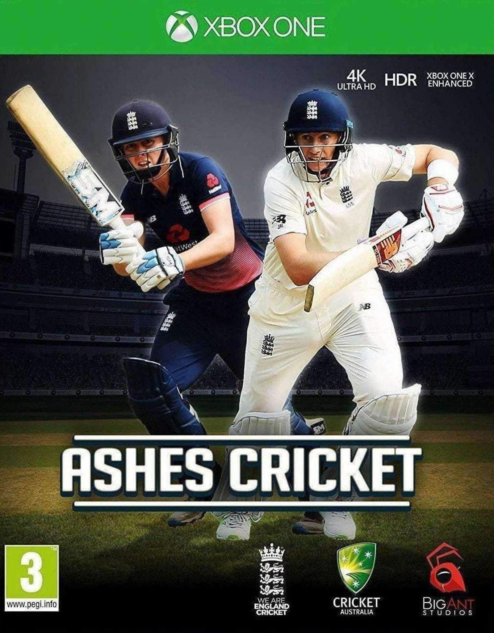 Ashes Cricket - XBOne NEW