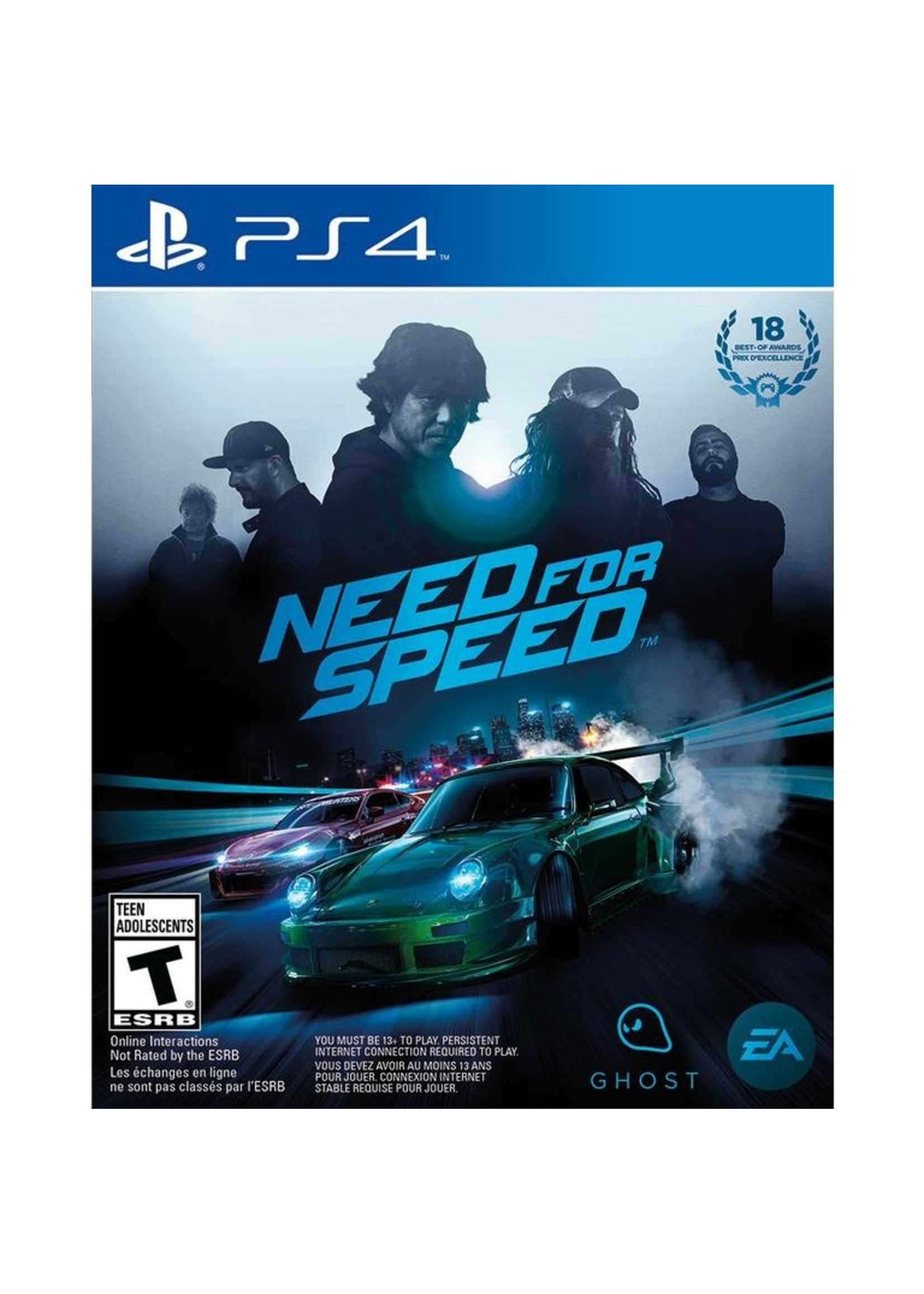 Need for Speed - PS4 NEW
