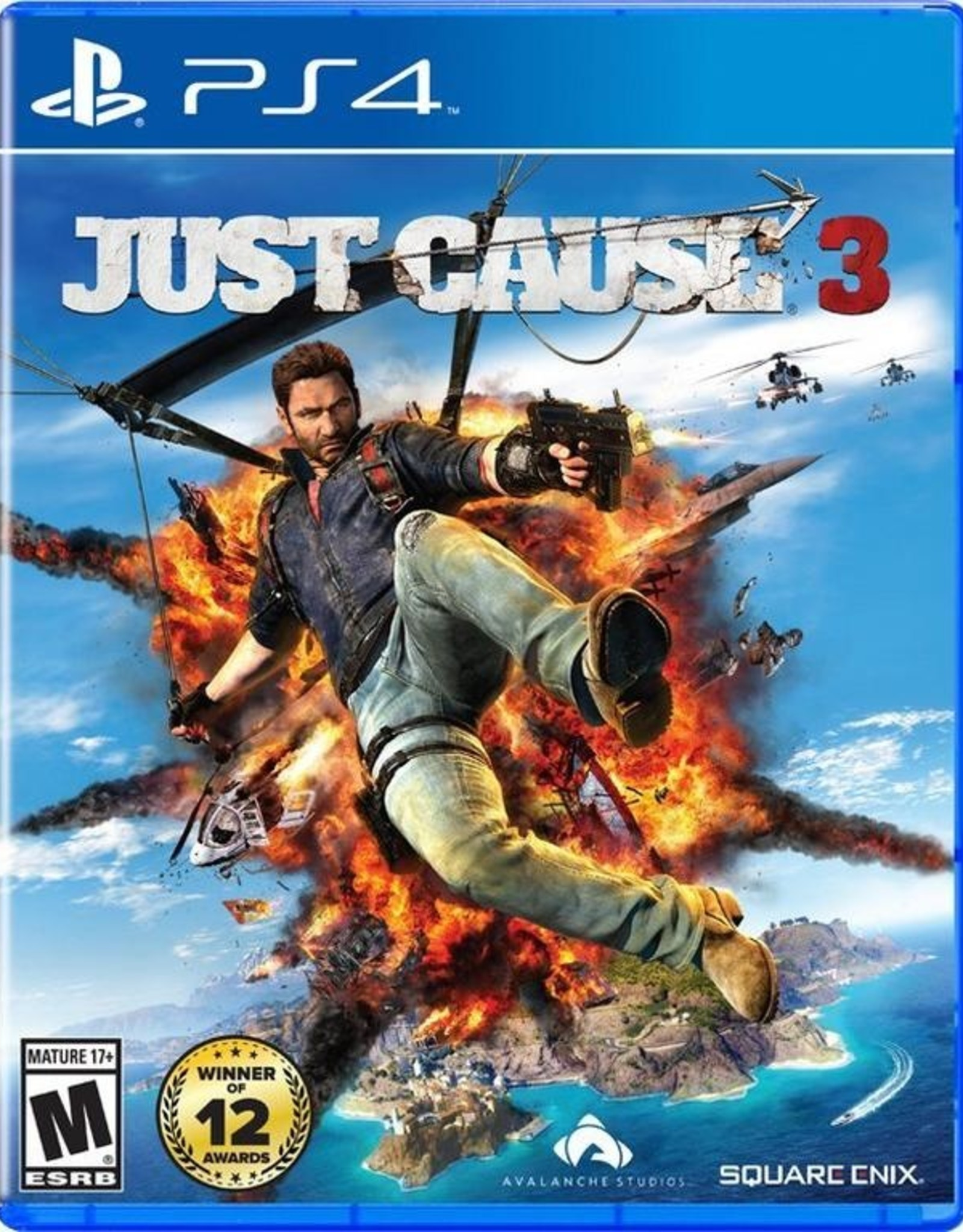 Just Cause 3 - PS4 NEW